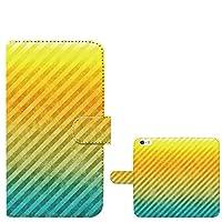 Xperia Z5 premium[SO-03H] cronos 手帳型スマホケース カバーdocomo デザインパターン グラデーション...