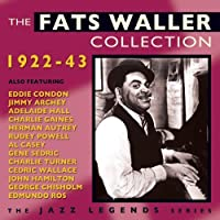 The Fats Waller Collection 1922-43 by Fats Waller (2013-10-01)