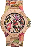 Amazon.co.jp[ウィウッド]WEWOOD 腕時計 ウッド/木製 DATE BUTTERFLY BEIGE 9818087  【正規輸入品】