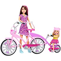 Barbie Sisters Bike for Two! Doll 2-Pack