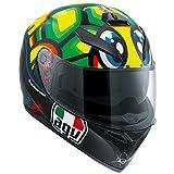 AGV(エージーブイ) バイクヘルメット フルフェイス K-3 SV TARTARUGA (タルタルガ) M (57-58cm) 030190E0-007-M