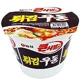 農心 天ぷらウドンカップラーメン[111g x 16個1BOX] 韓国ラーメン