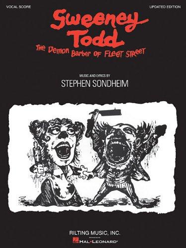Sweeney Todd: The Demon Barber of Fleet Street: Vocal Score