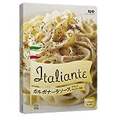 キユーピー Italiannte カルボナーラソース 100g×6個