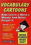 Vocabulary Cartoons: Building an Educated Vocabulary With Visual Mnemonics 画像
