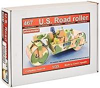 Plus Model 467 Model Kit U.S. Road Roller