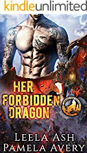 Her Forbidden Dragon (Damaged Pack Shifters Book 5) (English Edition)