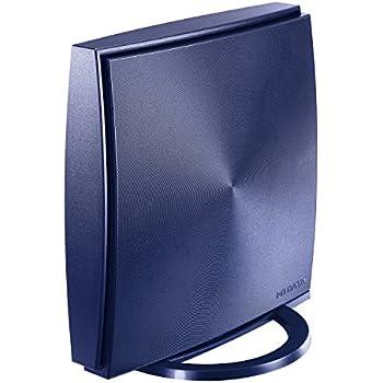 I-O DATA WiFi 無線LAN ルーター 11ac 1733+300Mbps IPv6(IPoE)対応 3階建/4LDK/土日サポート/返金保証 WN-AX2033GR