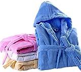 バスローブ 子供用 タオル コットン 綿 こども用 ホテル フード付き