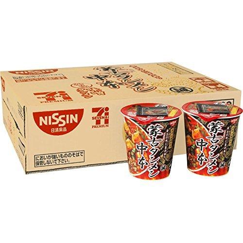 蒙古タンメン中本 太直麺仕上げ 118g×12個
