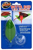 Zoo Med Betta Bed Rest Leaf Hammock Zoomed Fish Aquariam Decoration by ZooMed [並行輸入品]
