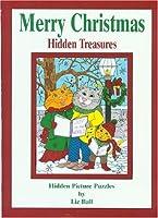Merry Christmas Hidden Treasures: Hidden Picture Puzzles
