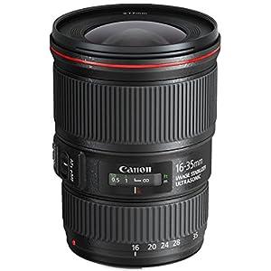 Canon 広角ズームレンズ EF16-35mm F4L IS USM フルサイズ対応 EF16-3540LIS