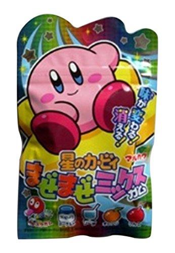 丸川製菓 星のカービィまぜまぜミックスガム 47g×10袋