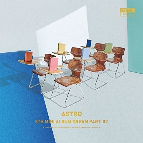 ASTRO 5thミニアルバム - Dream Part.02  (Wish ver.)