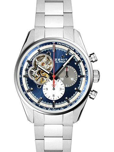 [ゼニス] ZENITH 腕時計 エルプリメロ1969 クロノグラフ 03.2040.4061/52.M2040 自動巻き メンズ 新品 [並行輸入品]