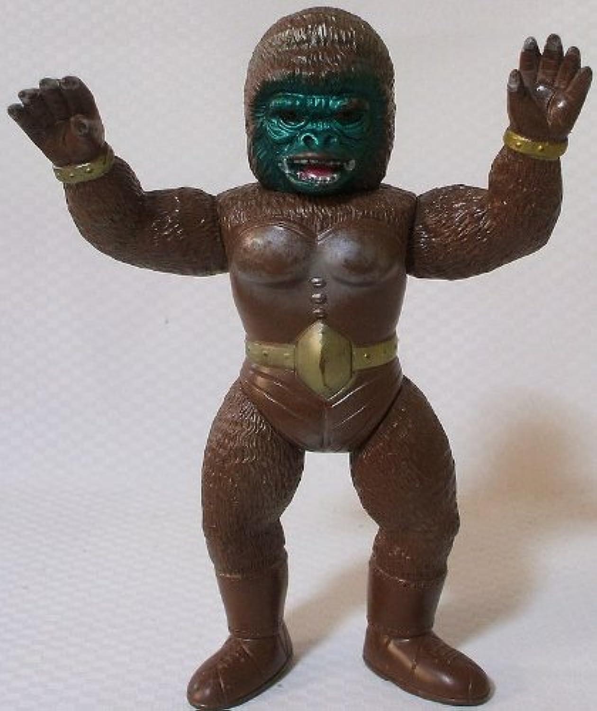 スペクトルマンの猿人ラー ソフビ