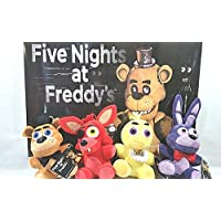 Five Nights At Freddy 's Plush Toy 4pcセット6.5