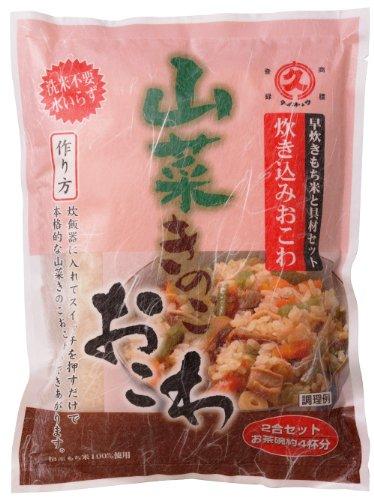 ダイキュウ 山菜きのこおこわ 2合セット(685g)...