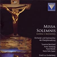 Ludwig van Beethoven: Missa Solemnis - Recorded live at the Hercules Concert Hall of the Munich Residence (2013-08-05)