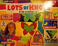 Lots of Knots 3 Fun Activities in 1 [並行輸入品]