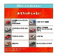 マクドナルド ハッピーセット 2017 トミカ 8種類