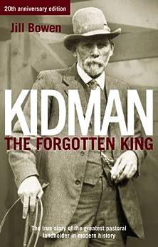 Kidman The Forgotten King by [Bowen, Jill]