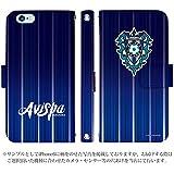 Xperia XZ1 SO-01K 手帳型 ケース [デザイン:21.uni(blue)] Jリーグ オフィシャル ライセンス商品 アビスパ福岡 エクスペリア スマホ カバー
