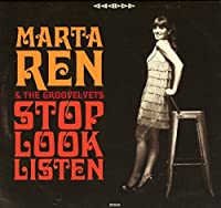 Stop Look Listen by Marta Ren & The Groovelvets (2016-02-19)