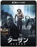 ターザン:REBORN <4K ULTRA HD&3D&2Dブルーレイセット>(初回仕様/3枚組/デジタルコピー付) [Blu-ray]