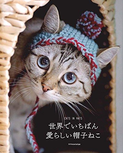 世界でいちばん愛らしい帽子ねこ-CATS IN HATS