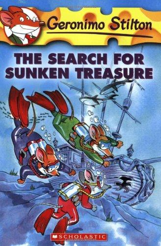 The Search for Sunken Treasure (Geronimo Stilton)の詳細を見る