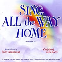 Sing All the Way Home Volume 1 (MP3 Format-90 Trac