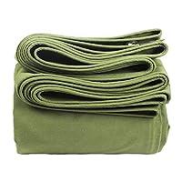 タータリンポリエステルシルクPVC防水厚いキャンバスバルコニーポンチョ作物カバー600 g/平方メートル複数のサイズ (サイズ さいず : 2m*2m)