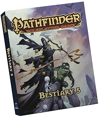 Bestiary 5 (Pathfinder Roleplaying Game)