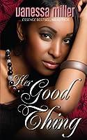Her Good Thing (Thorndike Press Large Print African-American)