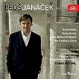 ヤナーチェク : 管弦楽曲集 ~ シンフォニエッタ 他 (Leos Janacek : Sinfonietta , Taras Bulba , The BAllad of Blanik , The Fiddler's Child / Tomas Netopil , Prague Radio Symphony Orchestra) [輸入盤]