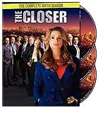 Closer: Complete Sixth Season [DVD] [Import]