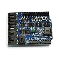 Gikfunセンサーシールドデジタルアナログモジュールv4for Arduino Duemilanove UNO mega2560ek2138