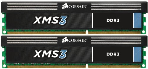 CORSAIR XMS デスクトップ用DDR3メモリー 16GB(8GB×2枚) 1600MHz 1.5V CMX16GX3M2A1600C11