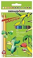 Eberhard Faber 511405 - Thickness, Tabaluga Pencils - Set of 12