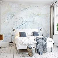 Weaeo カスタム3Dモダンファッションの壁紙北欧シンプルでエレガントなリビングルームのベッドルームの壁の壁ラインの壁の壁の壁家の装飾-250X175Cm