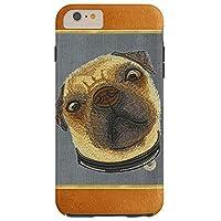 銅のきらめくのパグの小犬 iPhoneケース iPhone XS ケース iPhone XR iPhone XS max ケース iphone x ケース アイフォンxs スマホケース カバー おしゃれ
