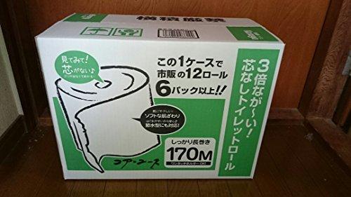 コア・ユース(ソフトシングル170m)(6ロール×4袋)