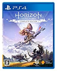 【PS4】Horizon Zero Dawn Complete Edition