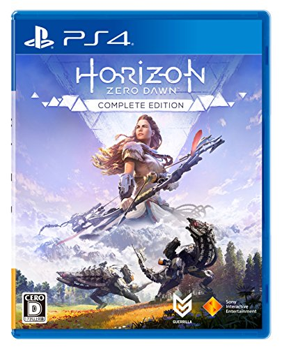 【PS4】Horizon Zero Dawn Complet...
