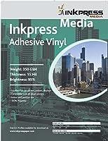 Inkpressメディア350GSM、13Mil、95%明るい用紙( # av131920)