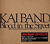 Blood in the Street/甲斐バンド 40th Anniversary tour in 日比谷野音