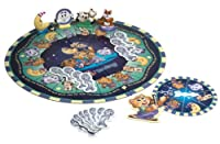 Nursery Rhyme Games: The Cat and the Fiddle Game