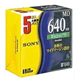 SONY 5EDM-640CDF 3.5型MOディスク